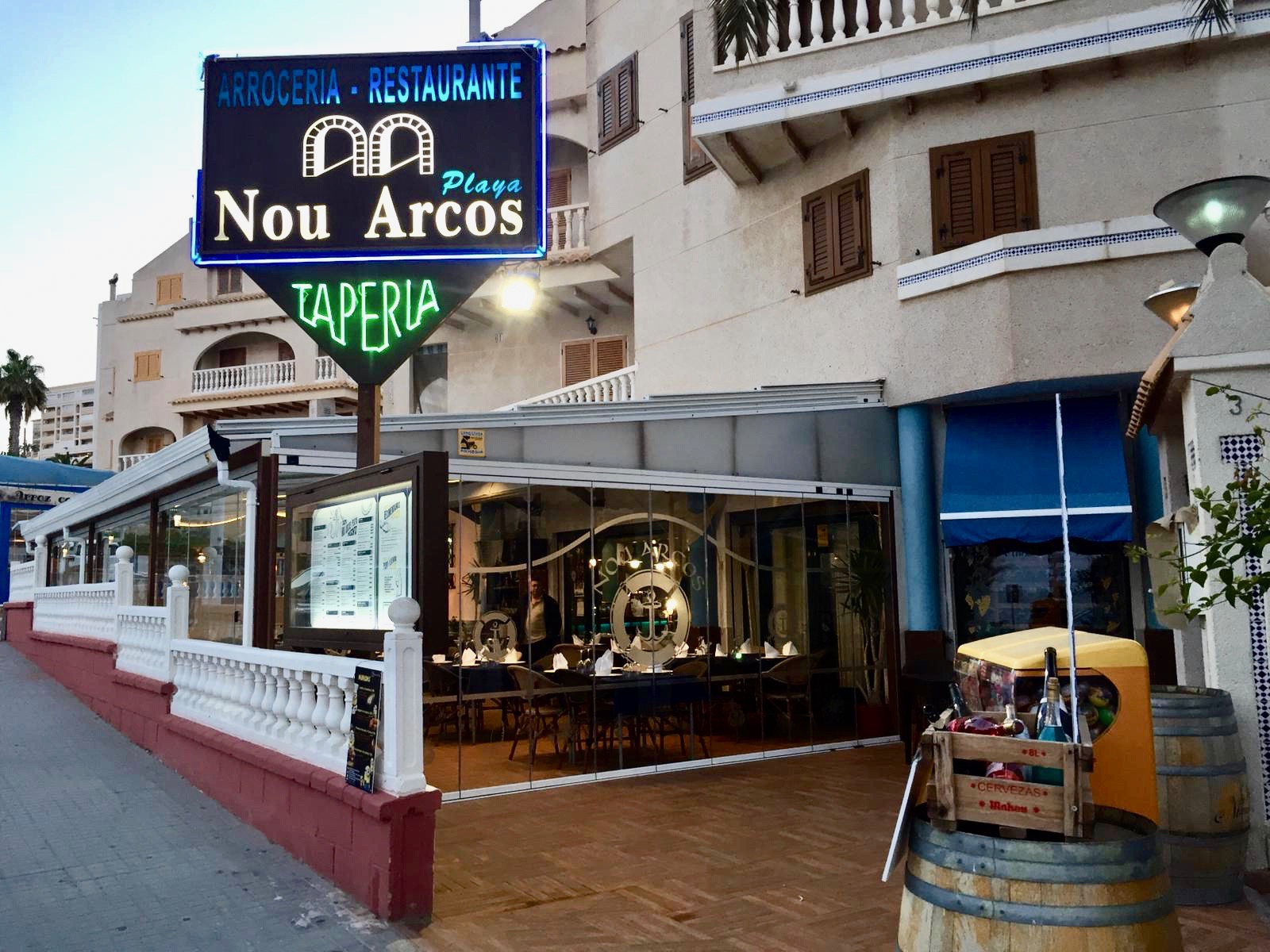 Recommendations In Arenales Del Sol